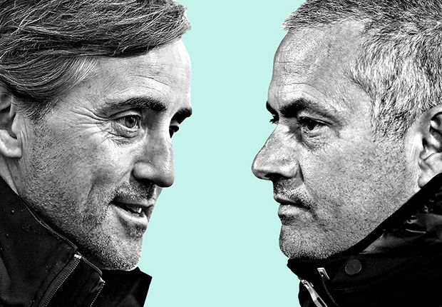 'He was lucky to win Champions League' - the war of words between Mourinho and Mancini