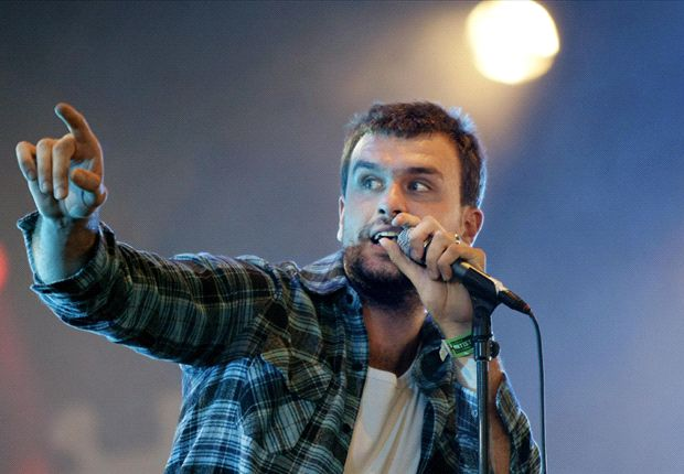 Famous Fan: Reverend and The Makers, Sheffield Wednesday