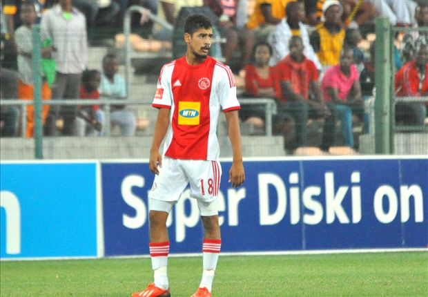 Abbubaker Mobara pivotal in the Ajax defense against Polokwane City