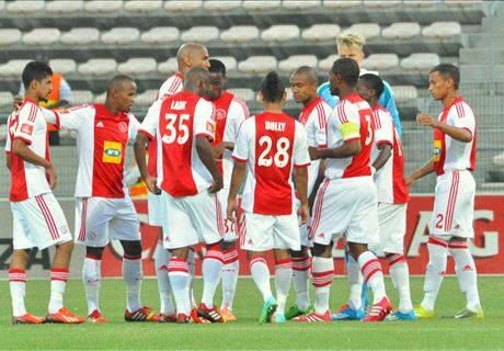 Match Report: Ajax CT 2-0 Chippa Utd