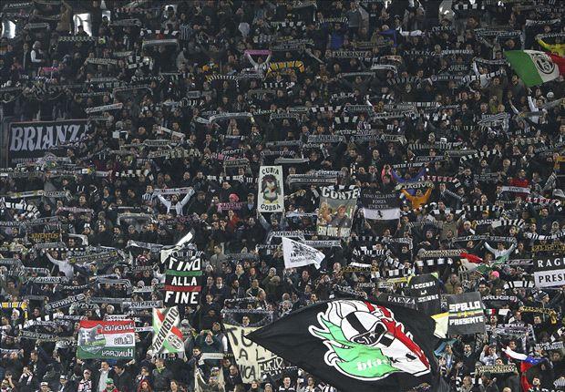 Die Fans von Juventus produzierten Negativ-Schlagzeilen