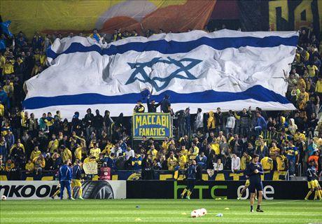 Harte Strafen für Tel Aviver Klubs