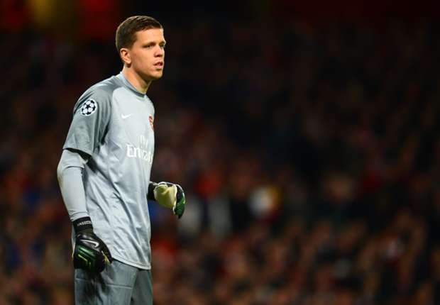 Arsenal to punish Szczesny for Bayern Munich gesture