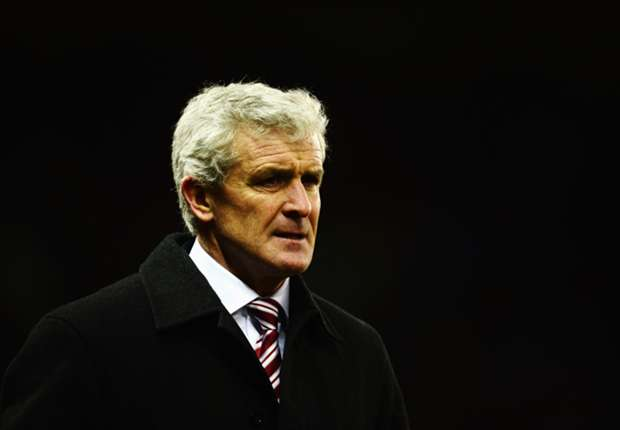 Stoke boss Hughes eyes repeat win over Chelsea
