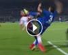 VIDEO: ¡Tremendo planchazo de Gandolfi!