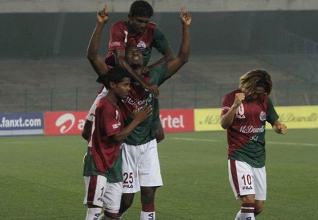 Report: Bagan 2-2 Churchill