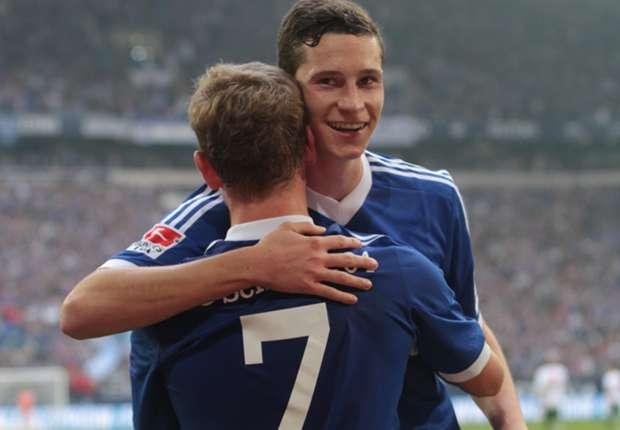 Schalke academy director: Draxler and Meyer love Schalke