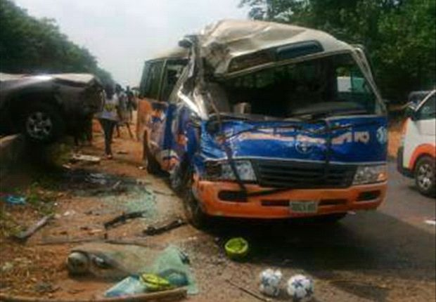 Sunshine Stars involved in auto crash