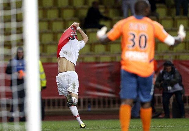 Monaco 3-2 Reims: Kurzawa saves Ranieri's men at the death