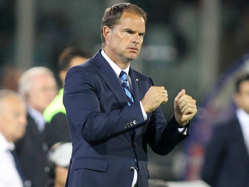 'Football is entertainment' - De Boer looking to turn Crystal Palace into Barcelona, says brother Ronald