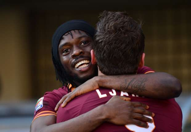 Garcia has set me free - Gervinho