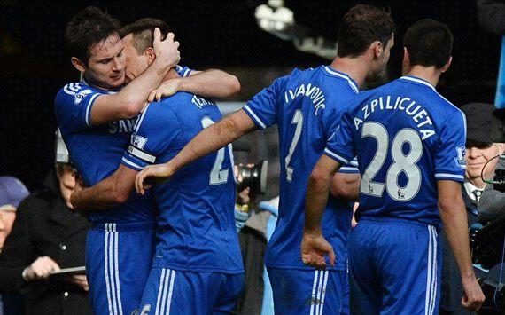 John Terry Chelsea Everton Premier League