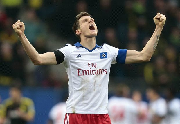 Jansen kämpft um seinen Platz beim Hamburger SV