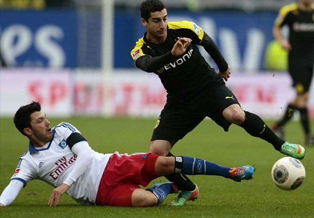 Bundesliga Team of the Week: Hamburg shock Dortmund