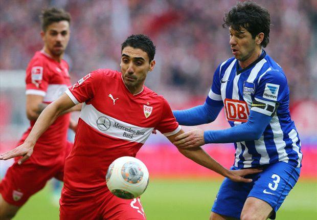 Mohammed Abdellaoue wird dem VfB Stuttgart lange Zeit fehlen