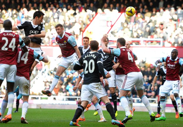 West Ham 3-1 Southampton: Nolan strikes again as Hammers improvement continues