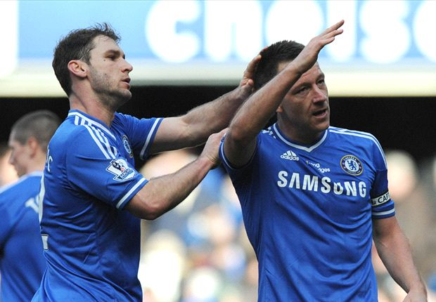 Terry wants new Chelsea deal