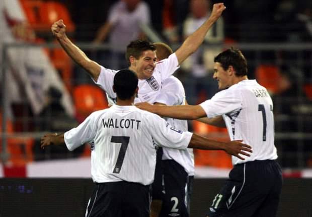 Capello Hails Humble Gerrard