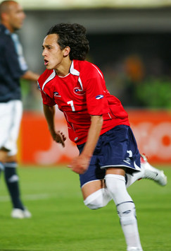 WCQ: Fabian Orellana - Chile-Argentina (Mexsport)