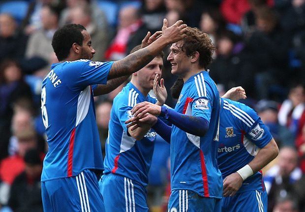 Cardiff City 0-4 Hull City: Jelavic double piles on misery for Solskjaer