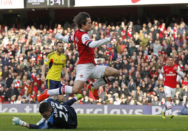 Wenger: Rosicky was our Bergkamp