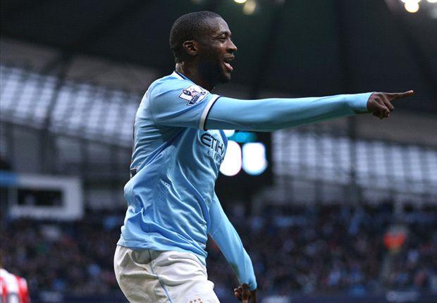 Manchester City 1-0 Stoke City: Los citizens siguen al acecho del liderato de la Premier League