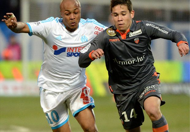 Ayew lashes out at Marseille fans