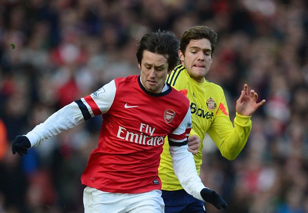 Arsenal set to announce new Rosicky contract