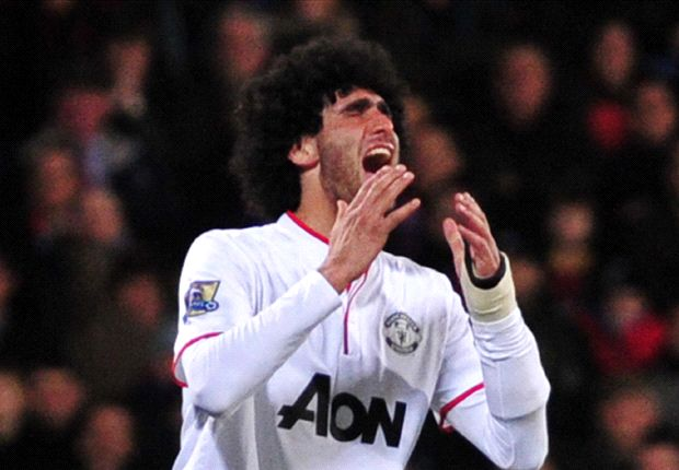 Fellaini not what United needed