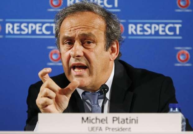 Platini defends Bin Hammam meeting