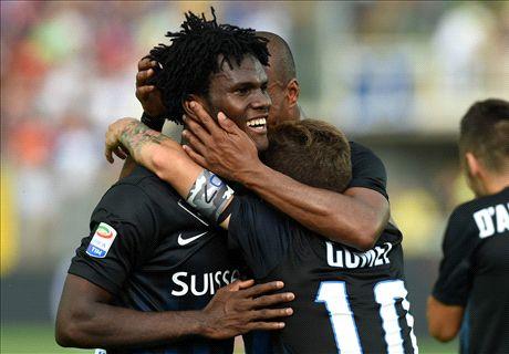 Juventus biedt op Atalanta-uitblinker
