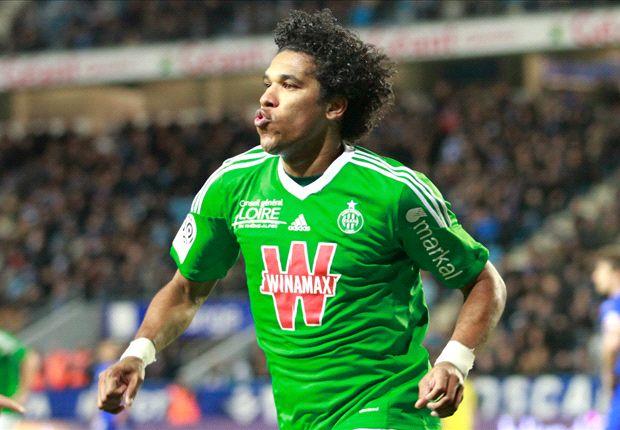 REVIEW Ligue 1 Prancis: AS Saint-Etienne Tembus Zona Liga Champions, Valenciennes Masih Degradasi