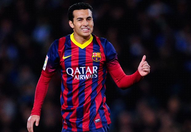 Pedro: Clasico loss would end Barcelona's title hopes