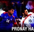 GOAL 25: Pronay Halder