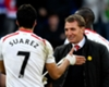 Rodgers: Suarez is beautiful!