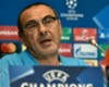 Sarri: Kiev are physically ahead