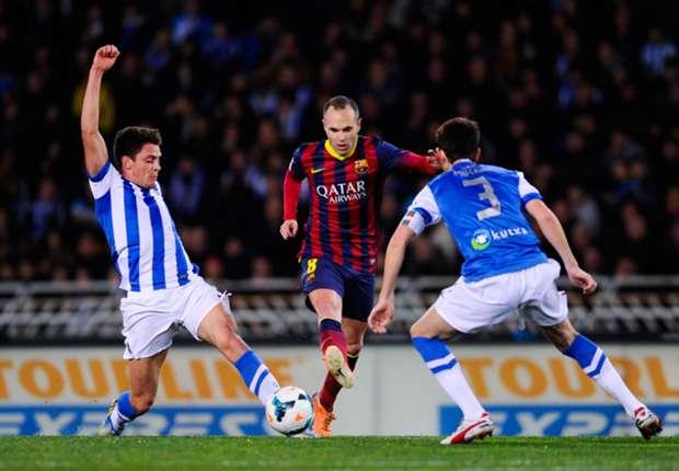 Andres Iniesta: Barcelona can still win La Liga