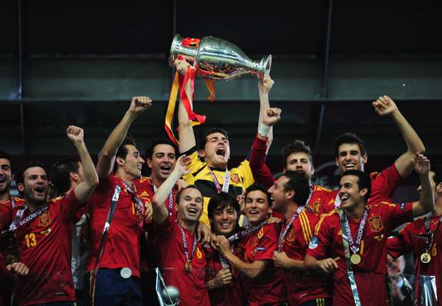 Spain face Ukraine in Euro 2016 qualifiers