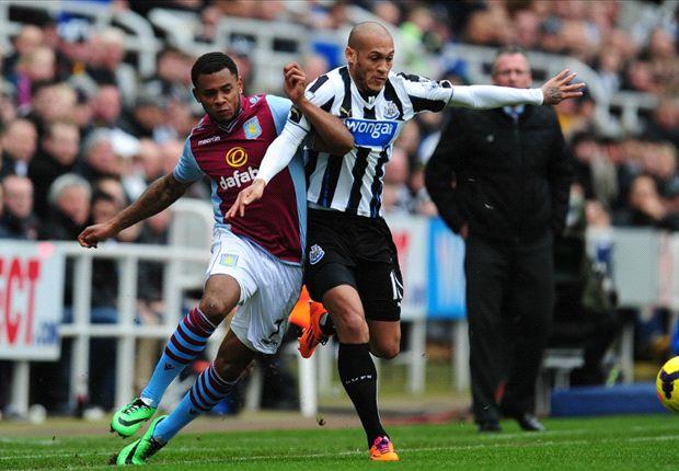 Newcastle 1-0 Aston Villa: Last-gasp Remy snatches vital victory