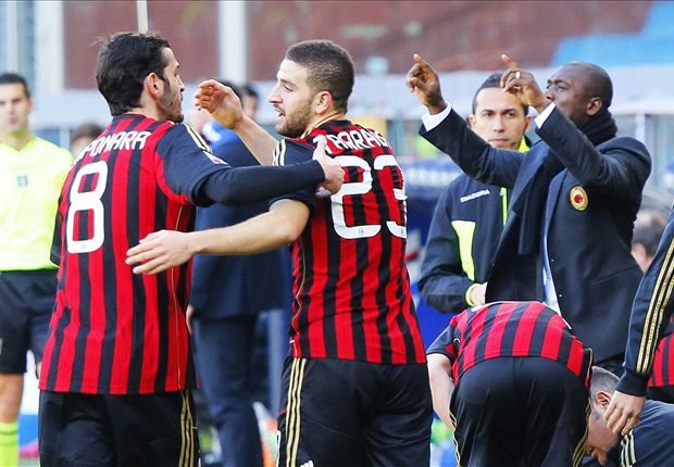 Seedorf: Taarabt thriving for Milan
