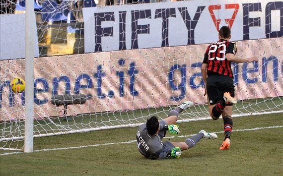 Adel Taarabt Sampdoria Milan 02232014