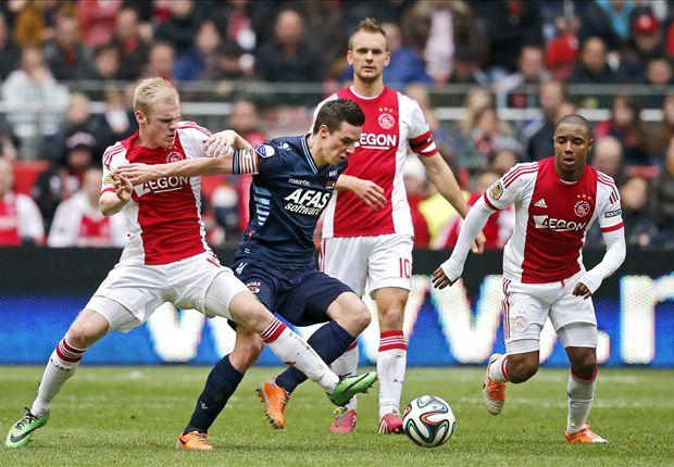 Wedtip: AZ - Ajax in KNVB Beker