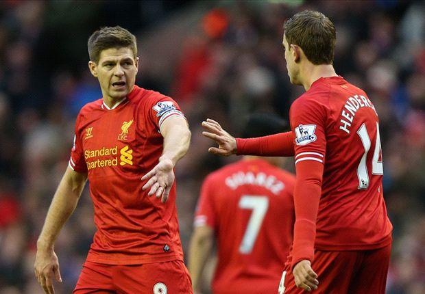 El Liverpool protagonizó el partido el partido más entretenido de la jornada