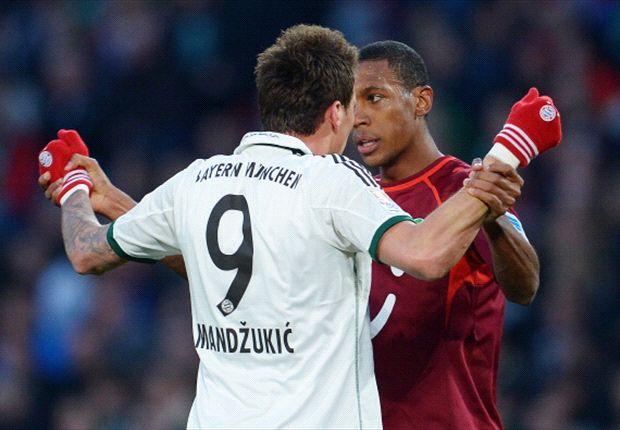 Robben valt in bij oppermachtig Bayern München