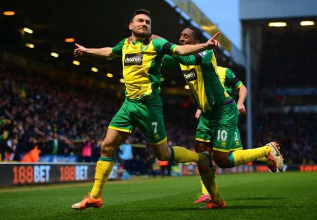 Laporan Pertandingan: Norwich City 1-0 Tottenham Hotspur