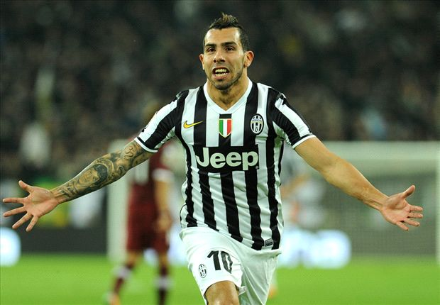 Carlos Tevez has rediscovered himself at Juventus this season.