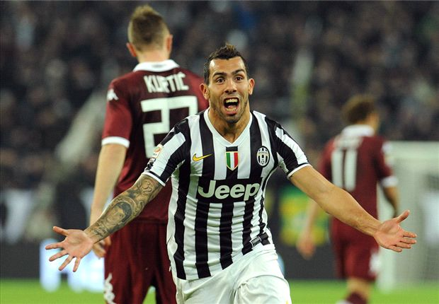 True champion Tevez made the difference, says Buffon