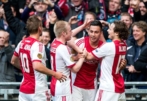 Who is Ajax's Player of the Season?