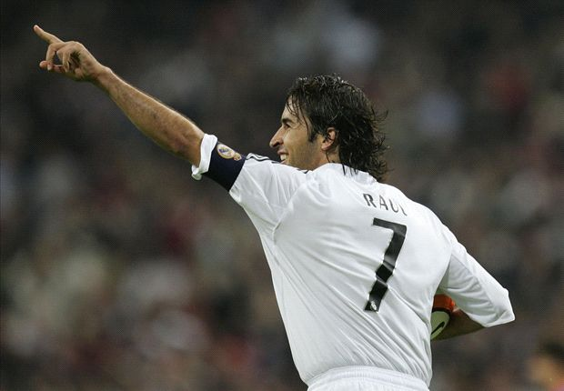 From silencing Barcelona to mauling Manchester United: Raul's seven most iconic moments for Real Madrid