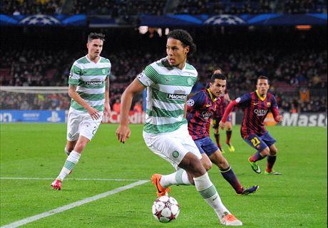 Van Dijk Disarankan Tetap Di Celtic